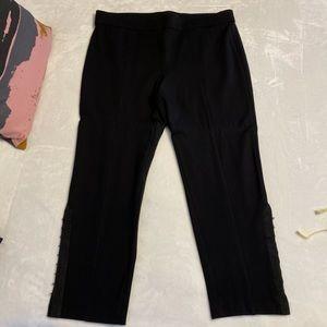 Black Dress Pants Size 20